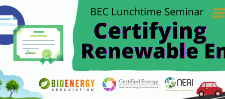 3 June: BEC Lunchtime Seminar