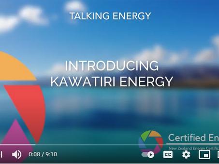 Talking Energy: Kawatiri Energy