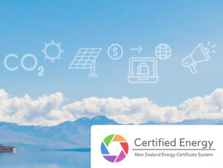 Certified Energy News: September 2020