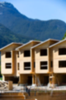 Haus-Aufbau