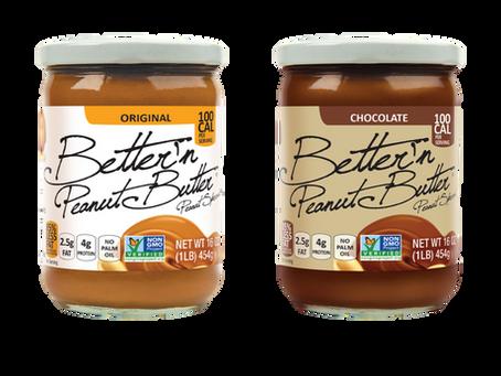 ECOSYSTEM Solutions: make it easier to add Peanut Butter swirls in ice cream. Great taste & low fat!