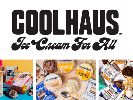 COOLHAUS creates Ice Cream for Positive Change