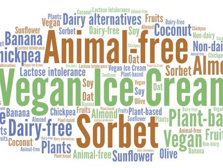 The Rise in Vegan Ice Cream