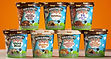 Unilever Ben and Jerrys Topped Range - C