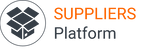 SUPPLIERS Platform - Grey & Orange - PNG
