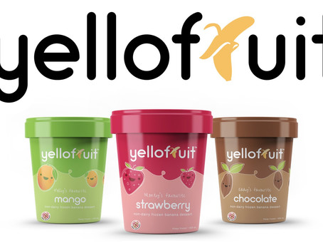 Going Bananas for YELLOFRUIT's Non-Dairy Frozen Desserts