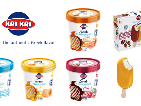 KRI KRI: The Art of Authentic Frozen Yogurt