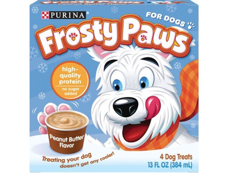 Looking for a segment that knows no crisis? Try pet food! Here comes pet ice cream...