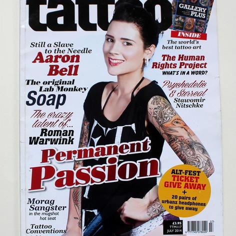 Total tattoo