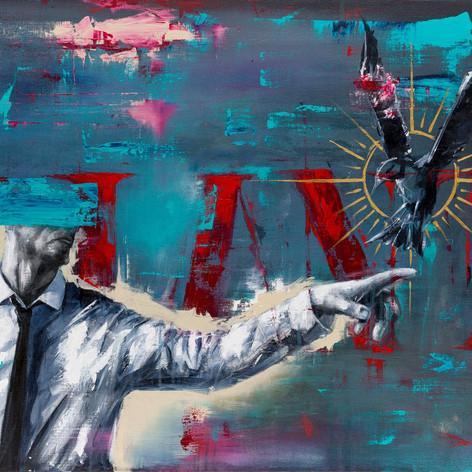 Man With Birds II, VOLANTE