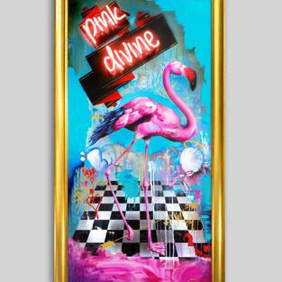Pink Divine