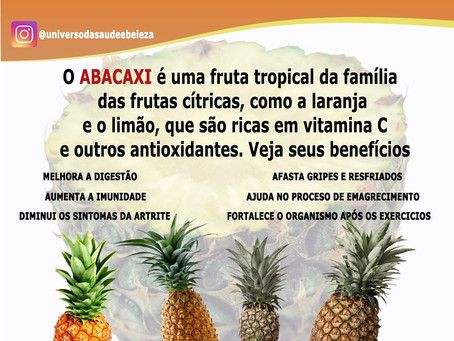6 Beneficios do abacaxi