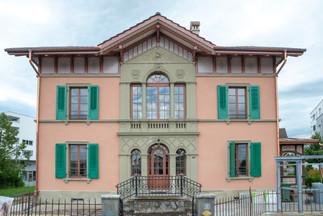 Fassade in Münchenbuchsee