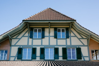 Fassade in Zollikofen