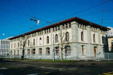 Fassade am Guisanplatz