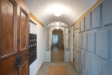 Hauseingang in der Berner Altsadt