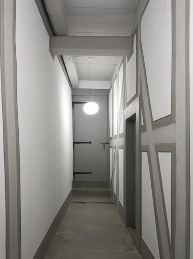 Korridor in der Junkerngasse