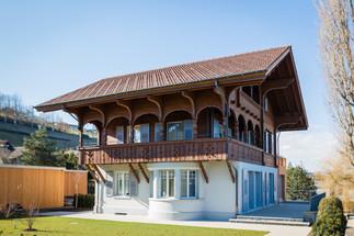 Seehaus in Einigen