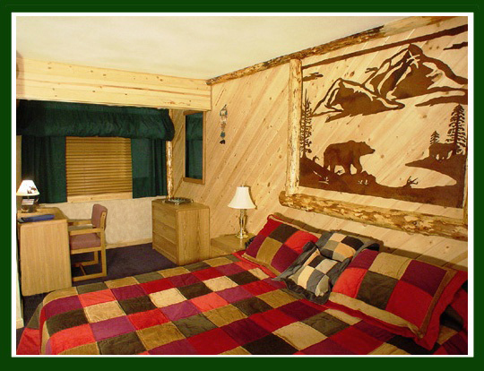 Bear King Suite