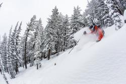 Sierra-at-Tahoe Powder