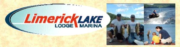 Limerick Lake Lodge Marina, Gilmorur, ONT Canada