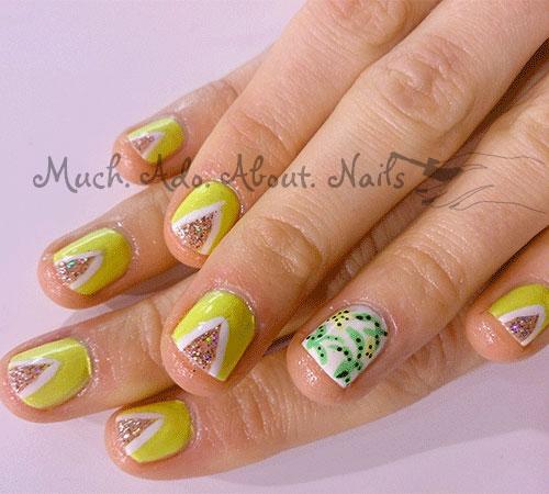 Plant-nails-green