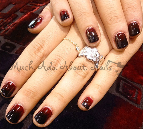 red-and-black-Ombre
