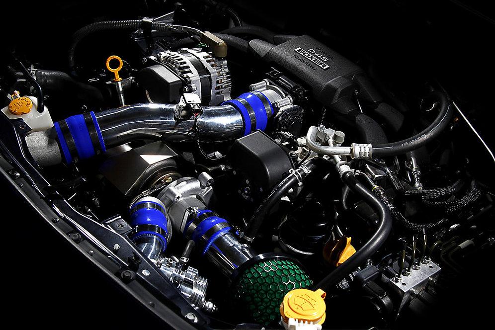 SBD500X Turbo Kit 13+ BRZ/ FRS