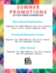 july promotions - Made with PosterMyWall