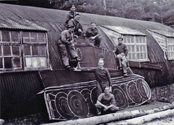 Building the tank targets
