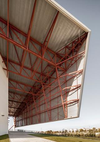Municipal Auditorium of Lucena MX_SI arc