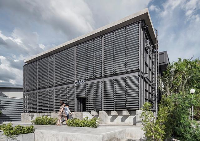 CLASS Cafe Buriram Sake Architects 004-H