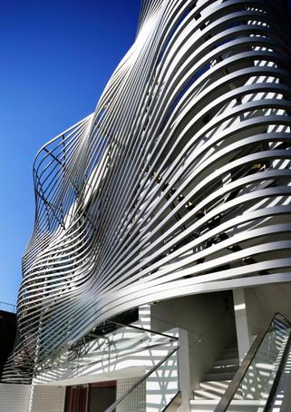 Dear Jingumae Building  amano design off