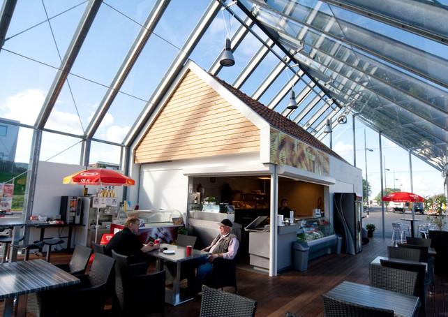 Harbour Pavillion Van der Jeugd Architec