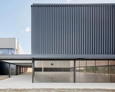 Municipal Sports Pavilion of Vila-Seca N