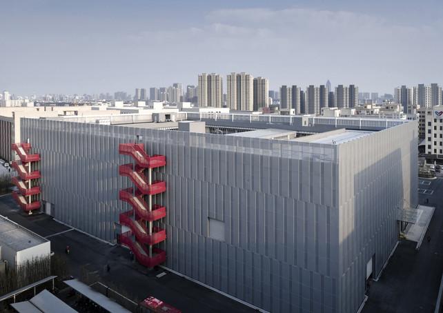 FUTURE STITCH Smart Factory AZL Architec