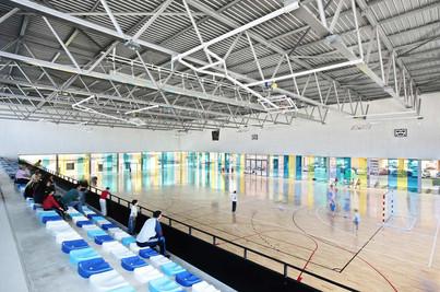 Copy of Burriana Sports Pavillion aquido