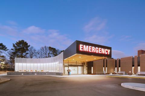 Methodist South Emergency Department Add