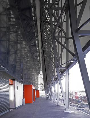 London 2012 Basketball Arena Wilkinson E