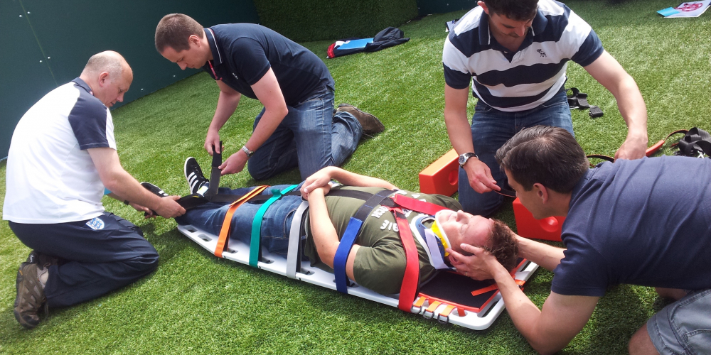 FIRST AID AT WORK (FAW) STANDARD