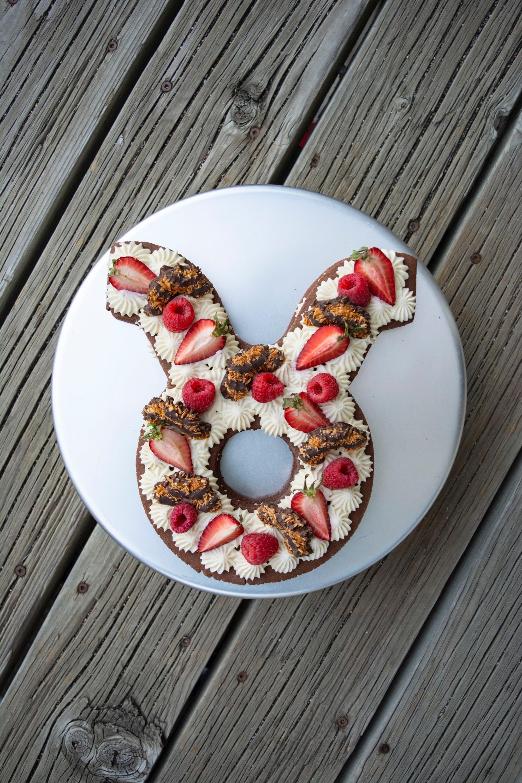 Taurus Cookie Tart