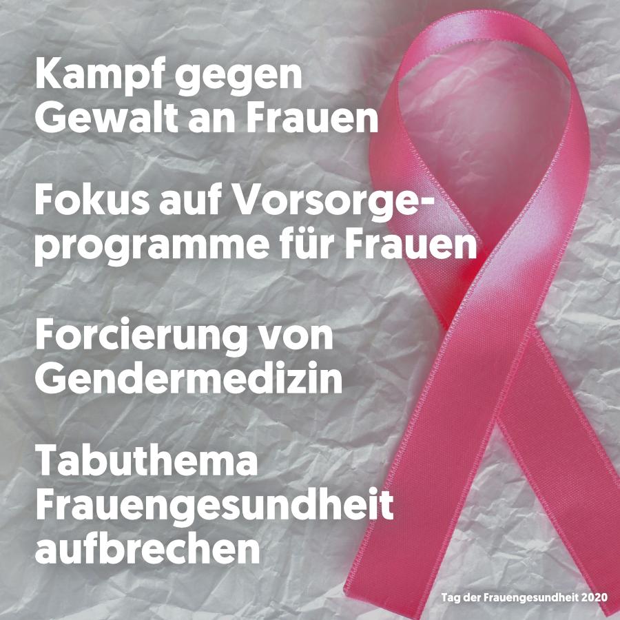 Sachslehner Frauengesundheit