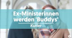 Blog_Sachslehner_Ex_minister werden Buddys