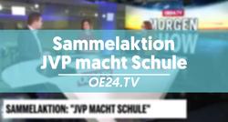 Blog_Sachslehner_JVP_macht_Schule_Sammelaktion