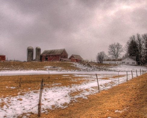 Farm on Jockey
