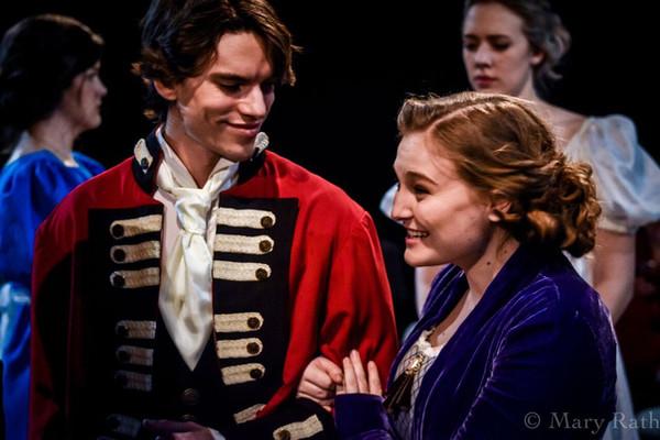 Emily Ann Theatre & Gardens 2018