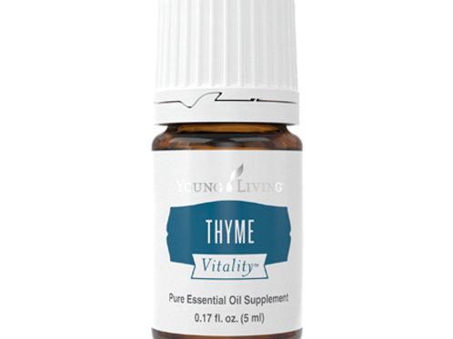 Thyme Vitality Essential Oil
