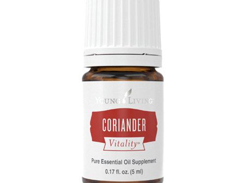 Coriander Vitality Essential Oil