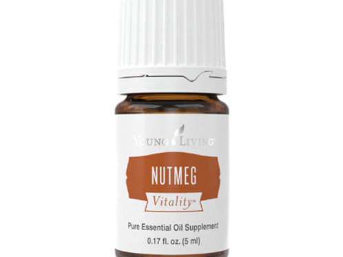 Nutmeg  Vitality Essential Oil