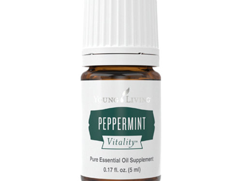 Peppermint Vitality Essential Oil